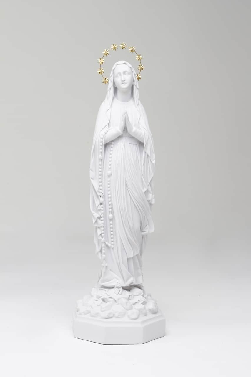 Nossa Senhora de Lourdes 70cm