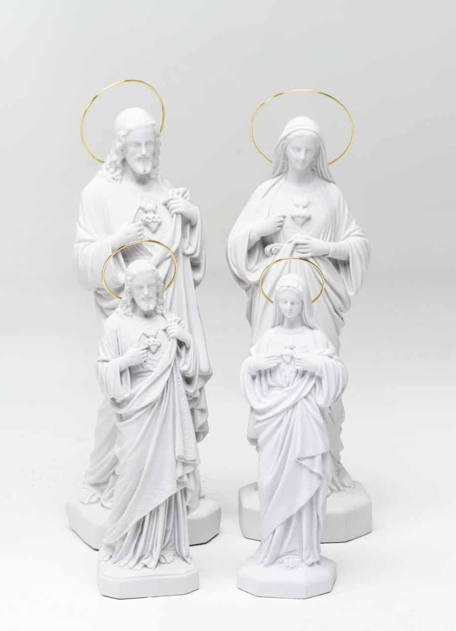 sagrado coracao de jesus e maria