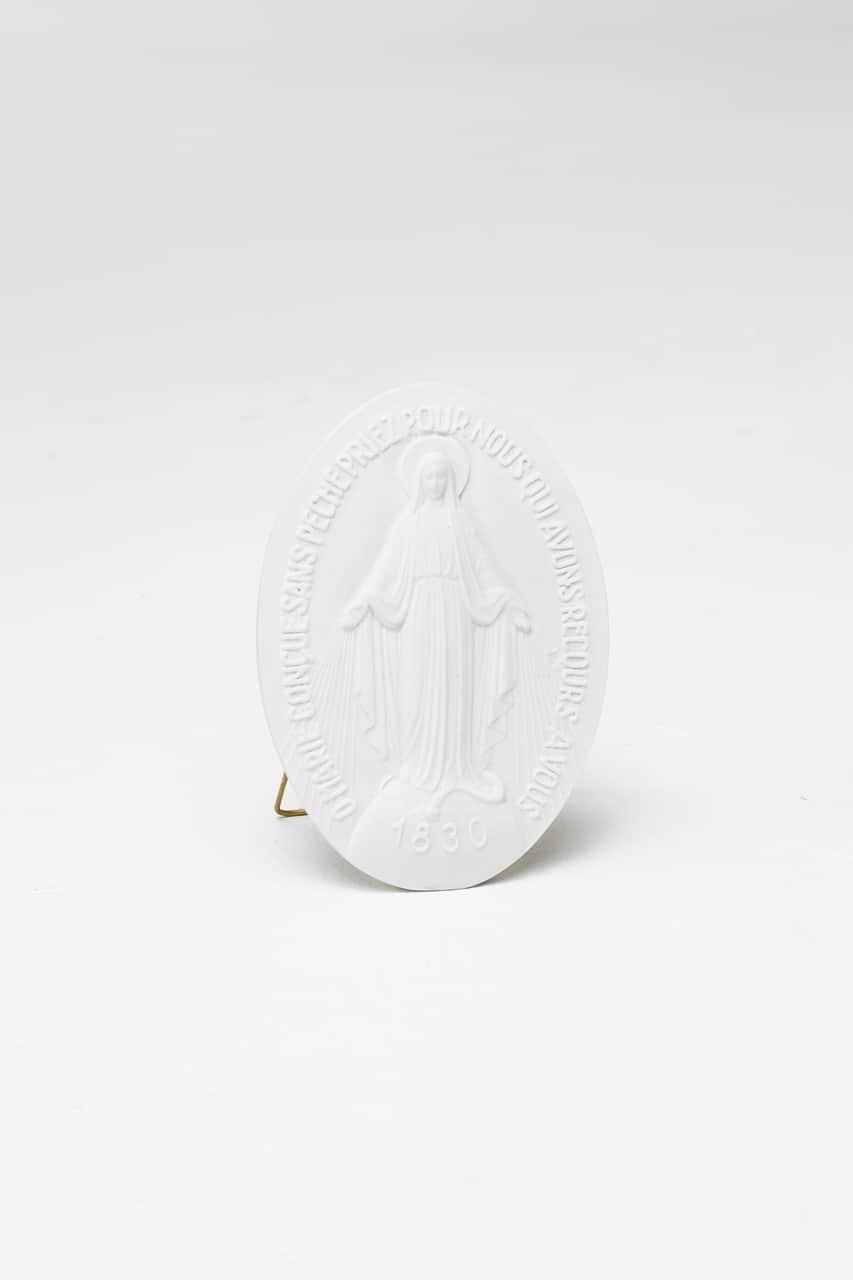 Medalha mesa Nossa Senhora das Graçãs