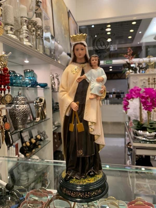 Nossa Senhora do Carmo 35cm