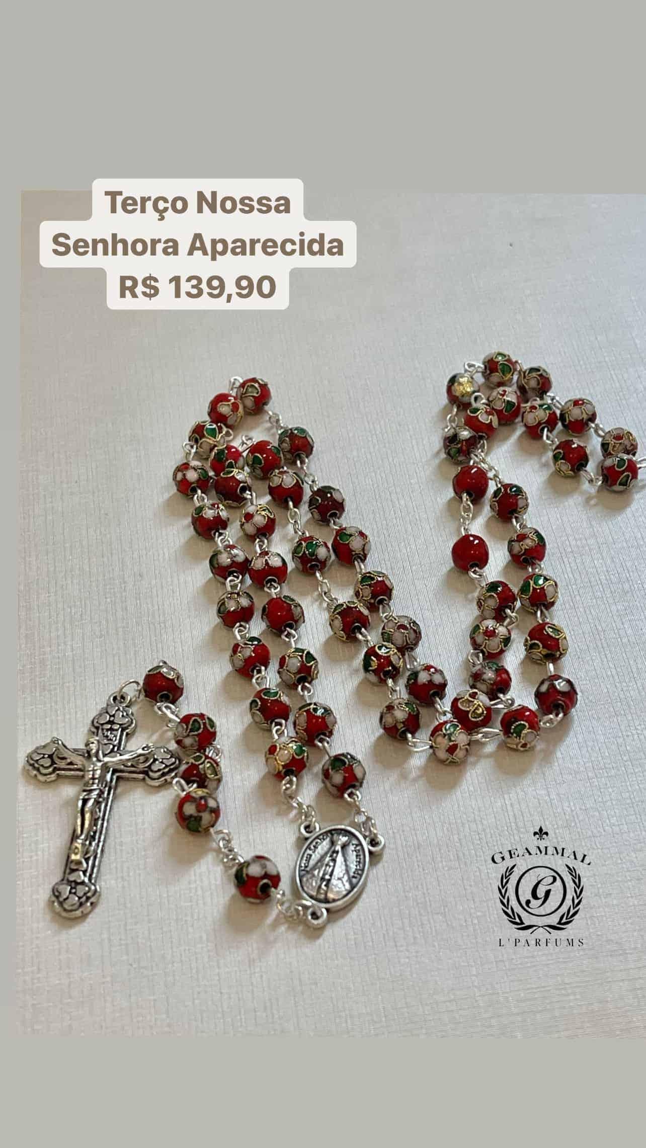 Terço Nossa Senhora Fatima